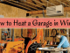 How to Heat a Garage in Winter – Top solutions!